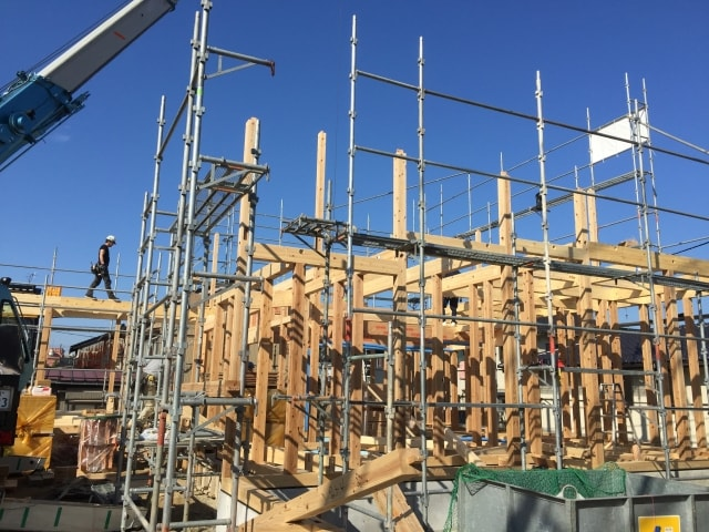 新築工事現場で大工さんの手抜き工事を自分で見抜く方法