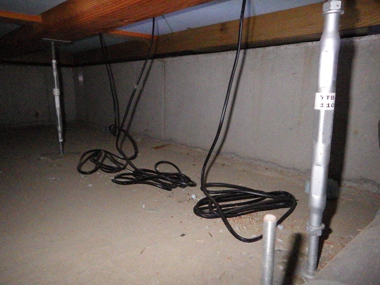 床暖房の配線プラン