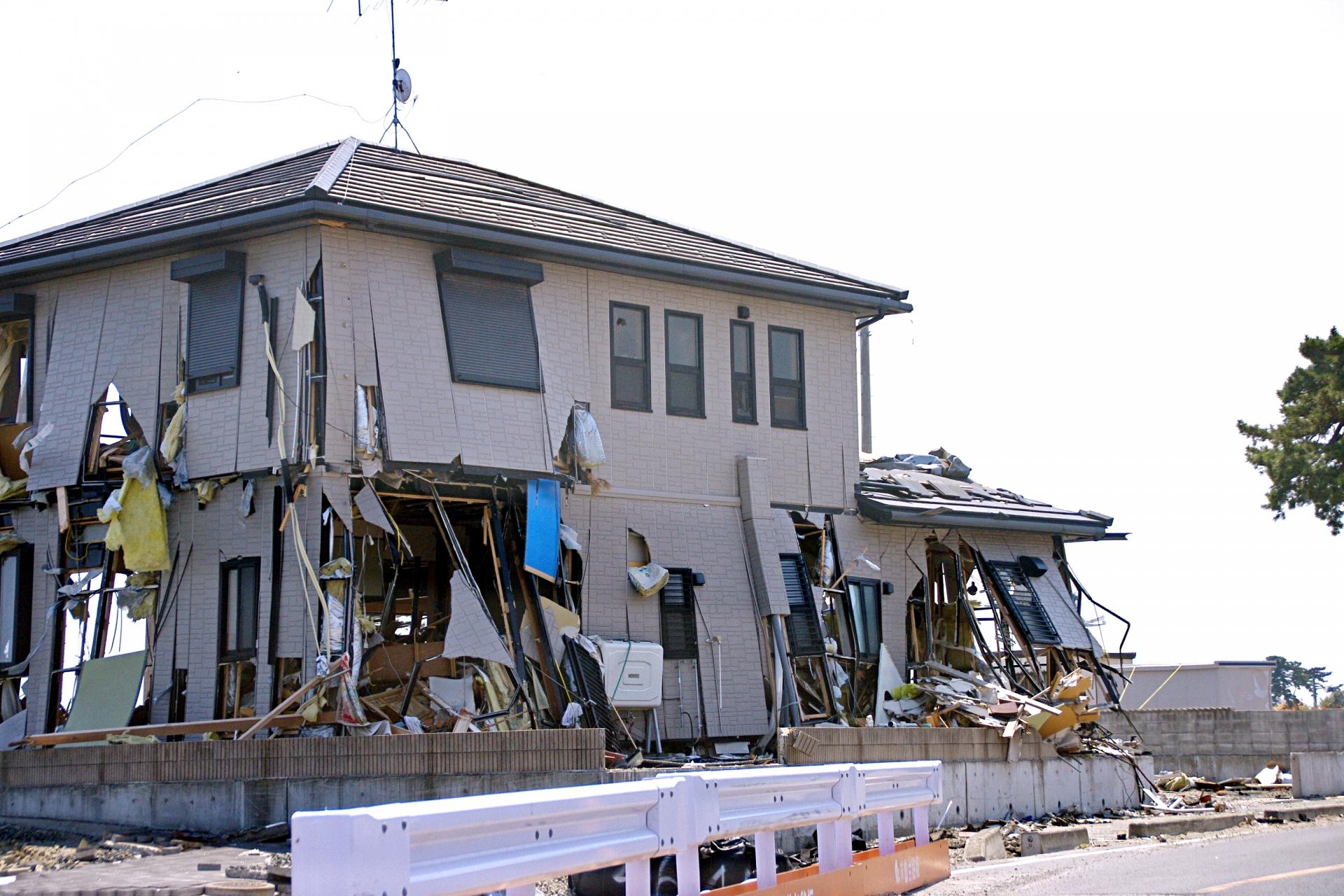 「倒壊しない=安全?」耐震基準を改めて考える
