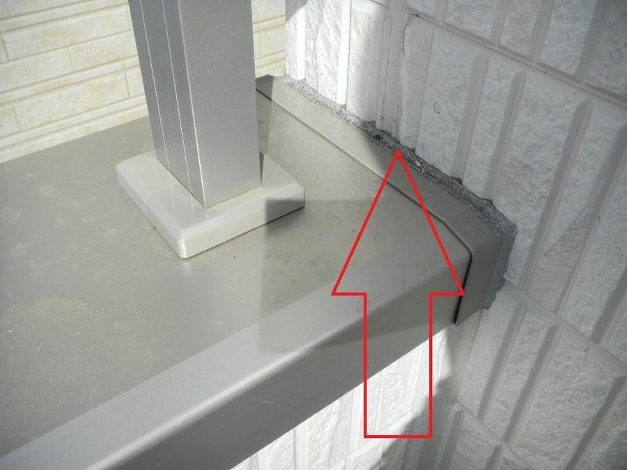 一戸建て見学は建物寿命を左右する防水をチェック!